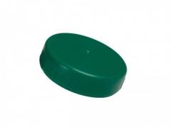 Zöld fedél a tartályhoz