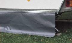 Lakókocsi szoknya, 400 cm