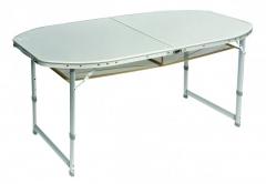Bc ovaal 150 prémium asztal