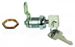 Kulcsos zár 32 mm