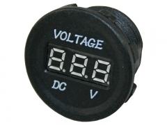 Power line voltméter