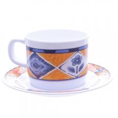 Terra tányér és csésze