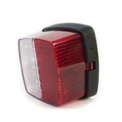 Hella szélességjelző lámpa - 62x62mm