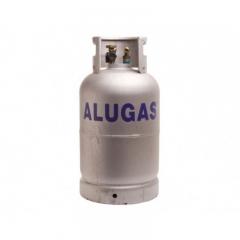 27 literes gpl aluminium palack.